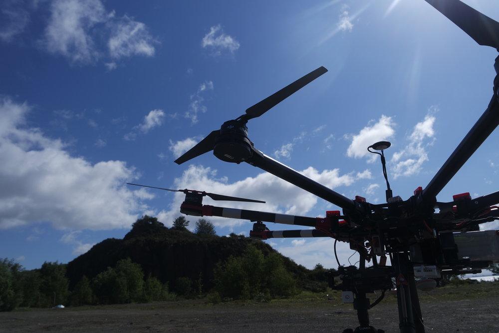 Aerial Drone Survey