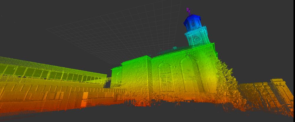 3D Laser Scanning    Find out more