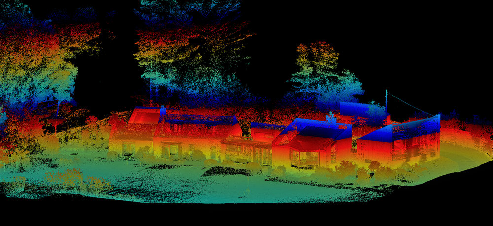 We used a Trimble TX8 3D laser scanner, picking up every aspect of the building from inside to out. We were also able to supplement topographical information collected using RTK GNSS rovers with scanned data for the topography.