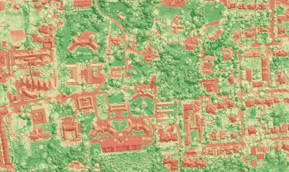 Aerial NDVI Survey