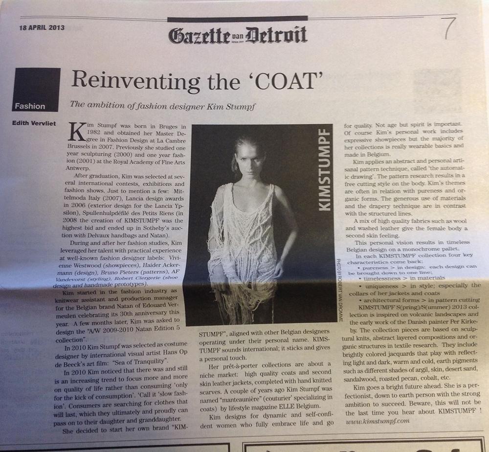 Gazette Detroit april  2013.jpg