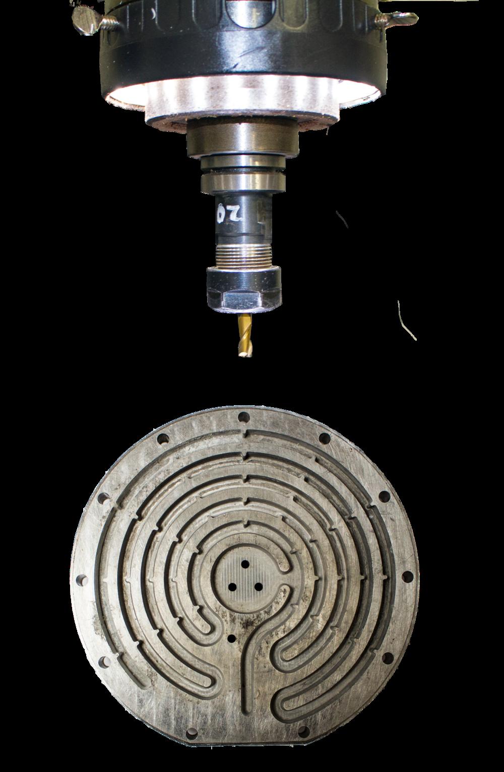 CNC Mill tool