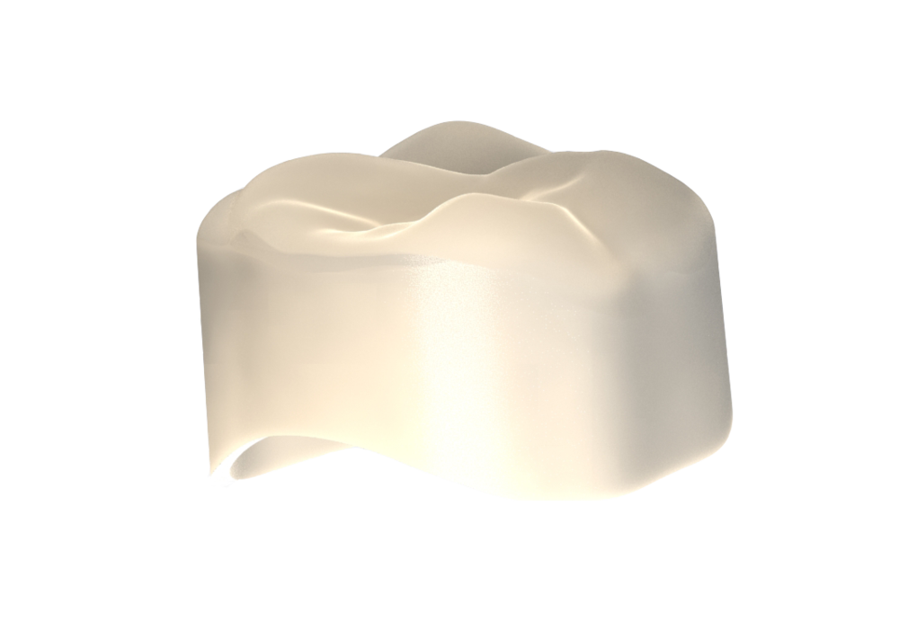 FIGARO CROWNS Molar Rendering