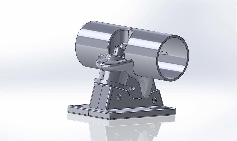 CAD - Truck Socket