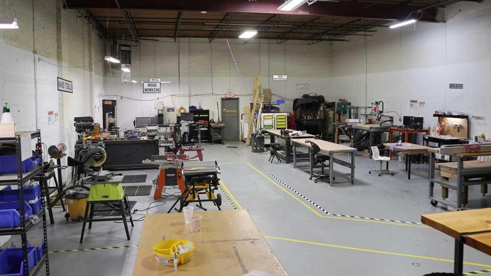 Prototyping & Fabrication Workshop