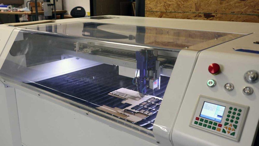 Laser Cutting/Engraving On-Site