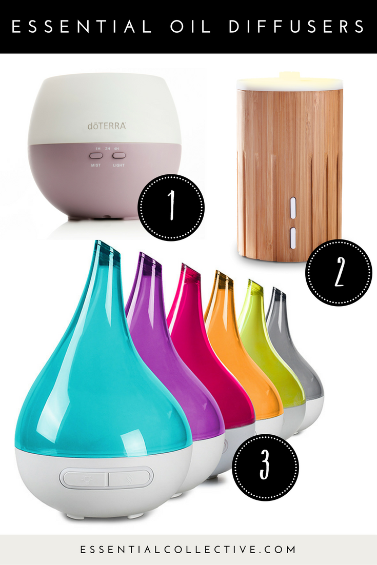 The aromatic use of essential oils isn't complicated, but a lot of people are confused about the most effective way to use the oils in this way. Here are some of my favourite essential oil diffusers.