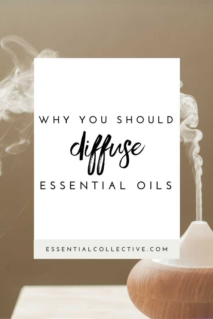 Learn about the power of aroma and why you should diffuse essential oils.