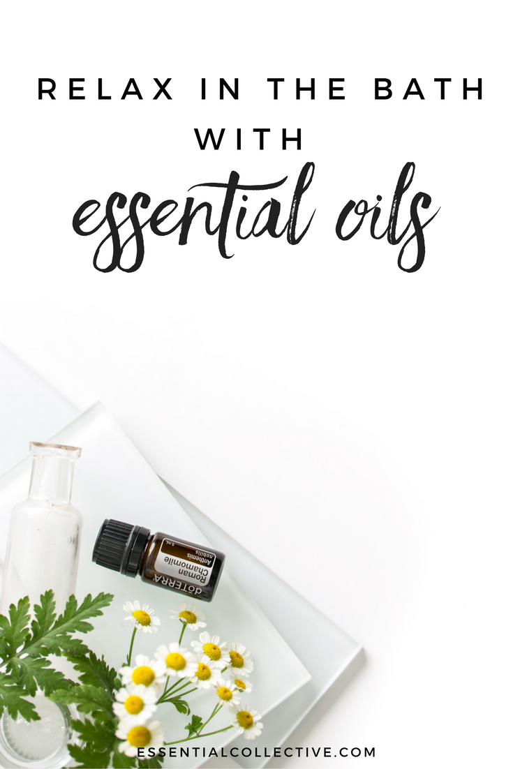 How to Relax in the Bath with Essential Oils.What better way to unwind after a long day than a relaxing bath filled with your favourite aromas.