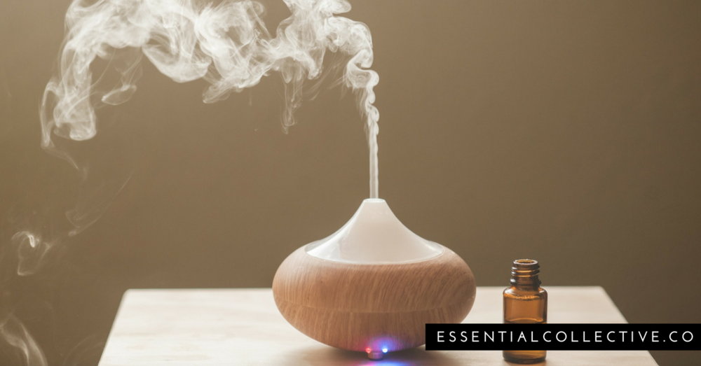 Why You Should Diffuse Essential Oils