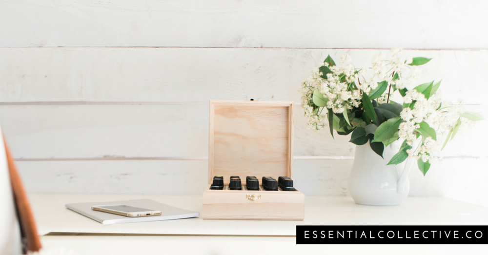 Find out why essential oils have become a focus of my wellness message.