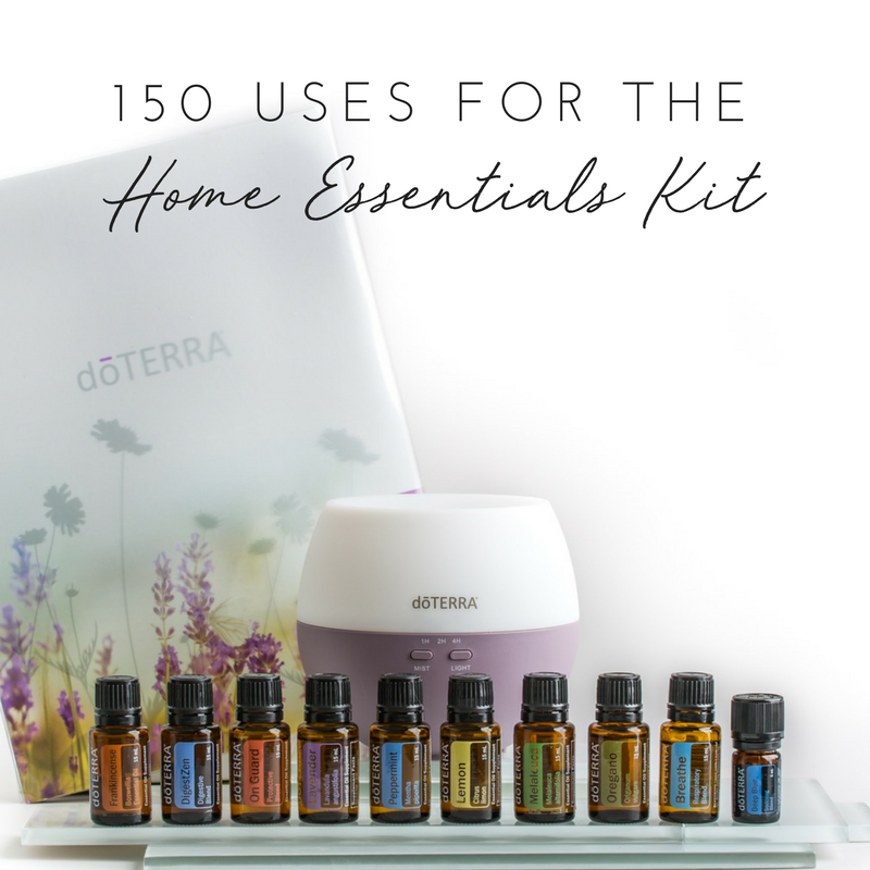 150+Uses+Home+Essentials+Kit