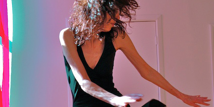 Gabrielle Roth was the founder of 5 Rhythms, a profound movement/dance practice.