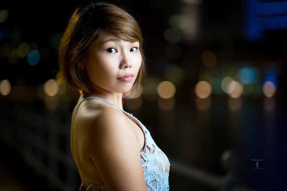 Xiu Wen the Model