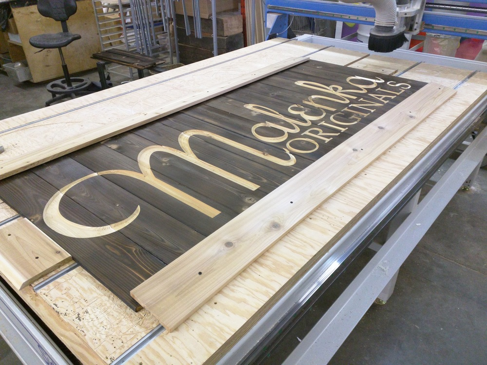 Custom Outdoor Sign