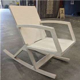 FURNITURE   Have an idea for custom furniture? Let's work on it together.