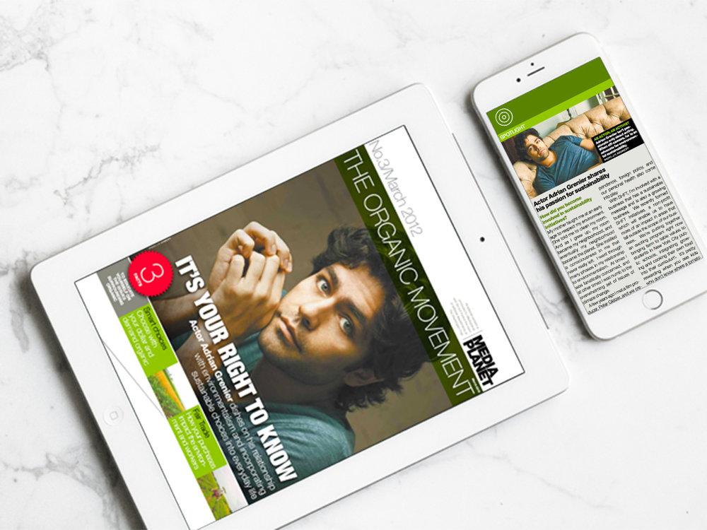 Mediaplanet + Washington Post