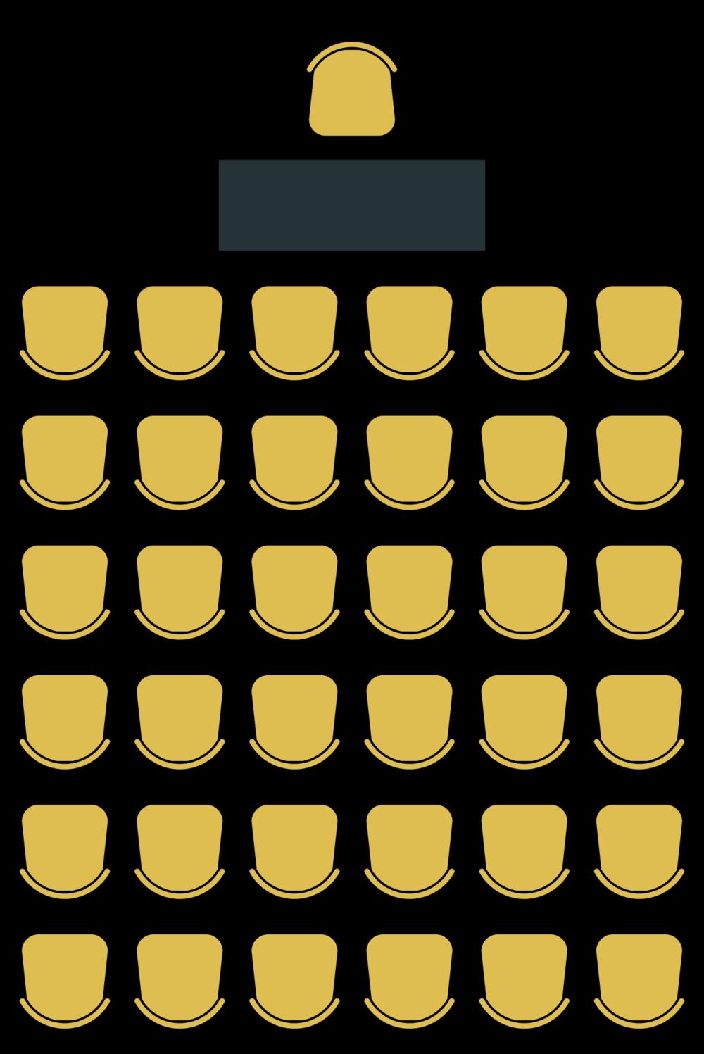 Kino (210 pers)