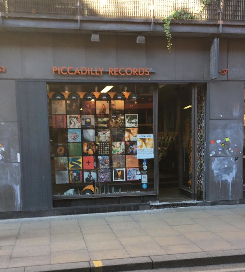 Piccadilly Records - Manchester -