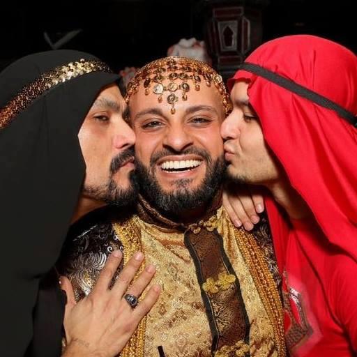 Arab gays Nude Photos 56