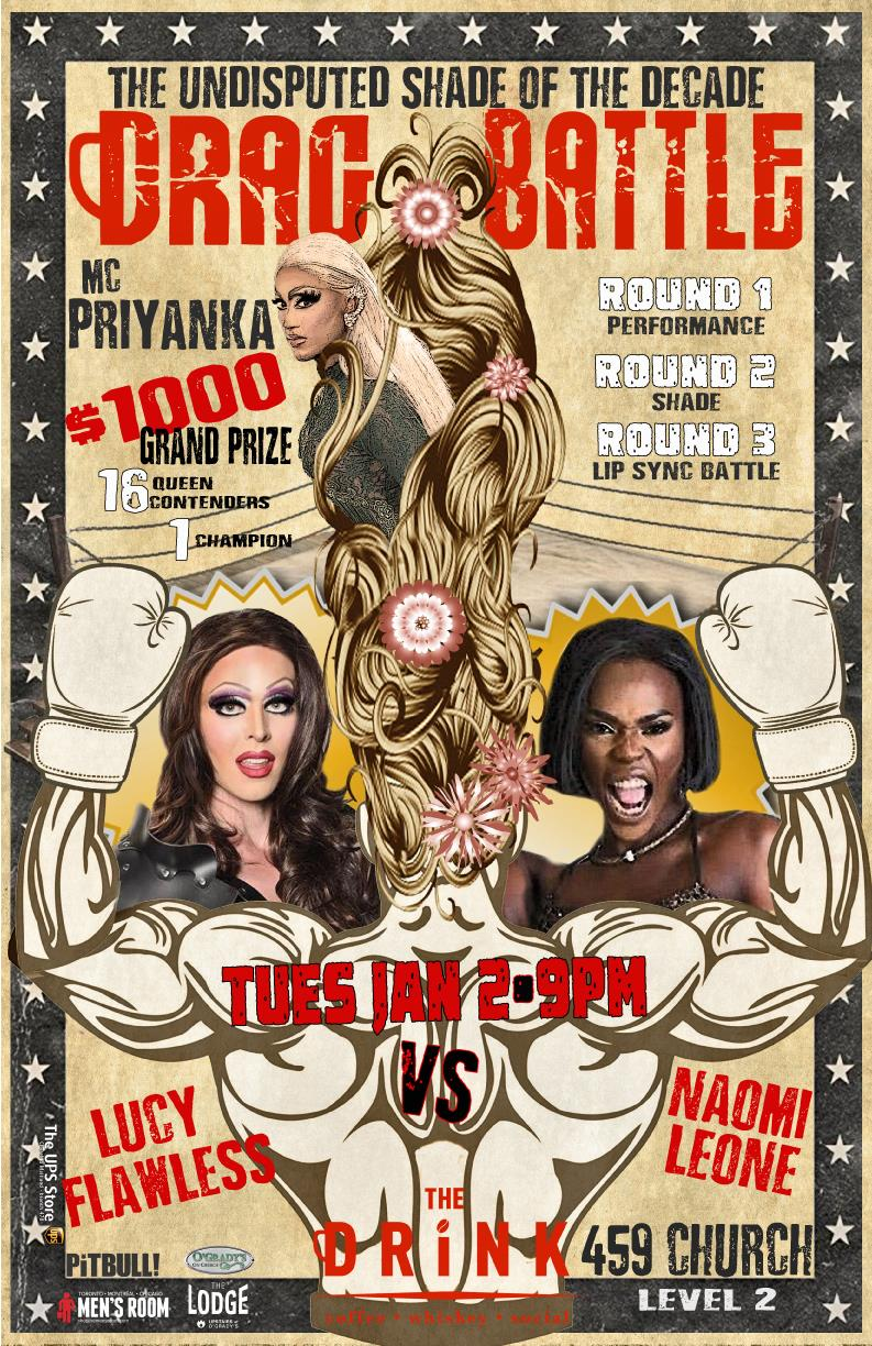 drag-battle
