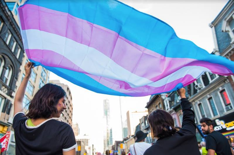 trans-march