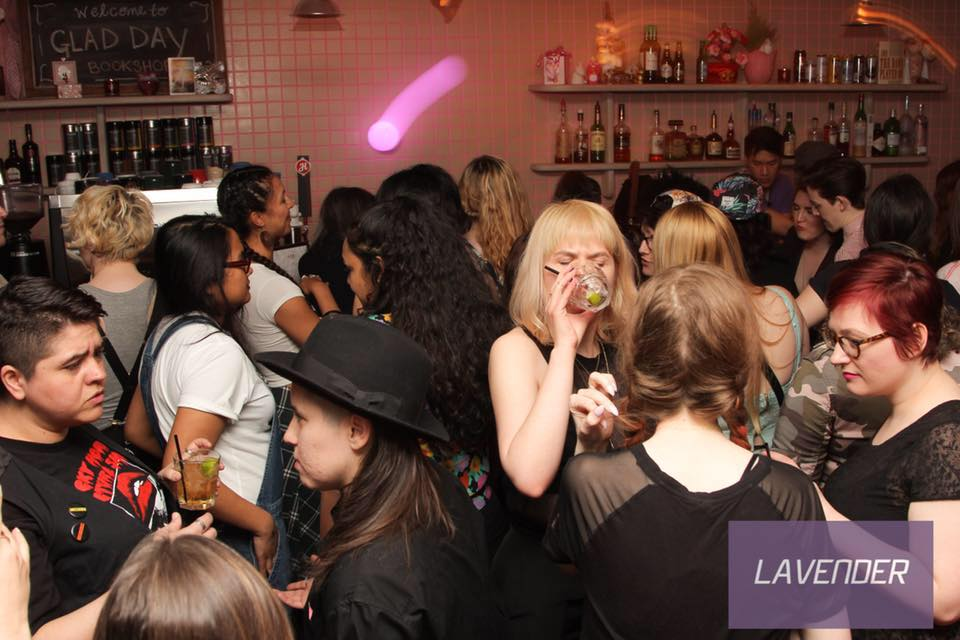 Gay and lesbian bars in toronto
