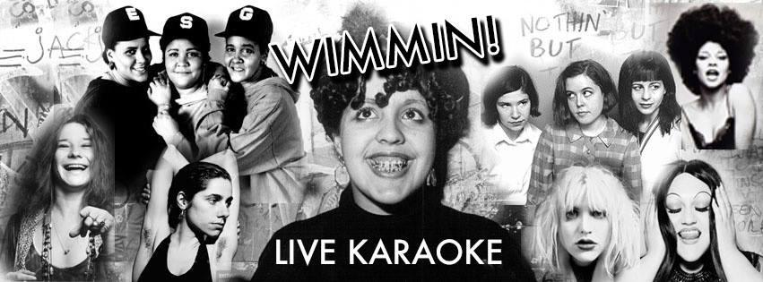wimmin-live-karaoke