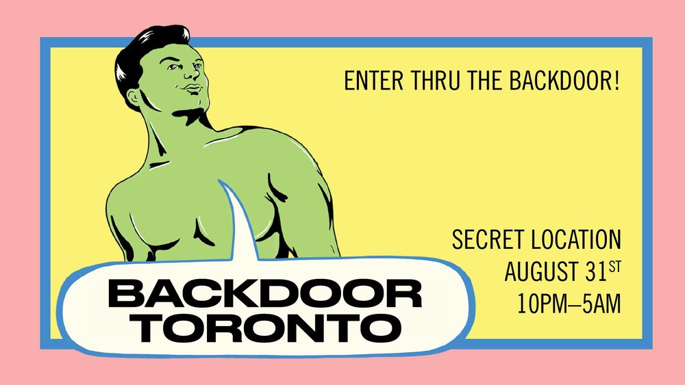 Backdoor-Toronto