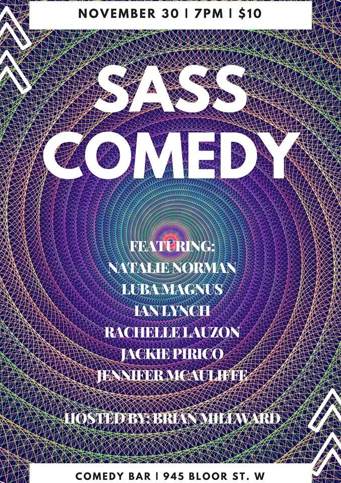 sass-comedy