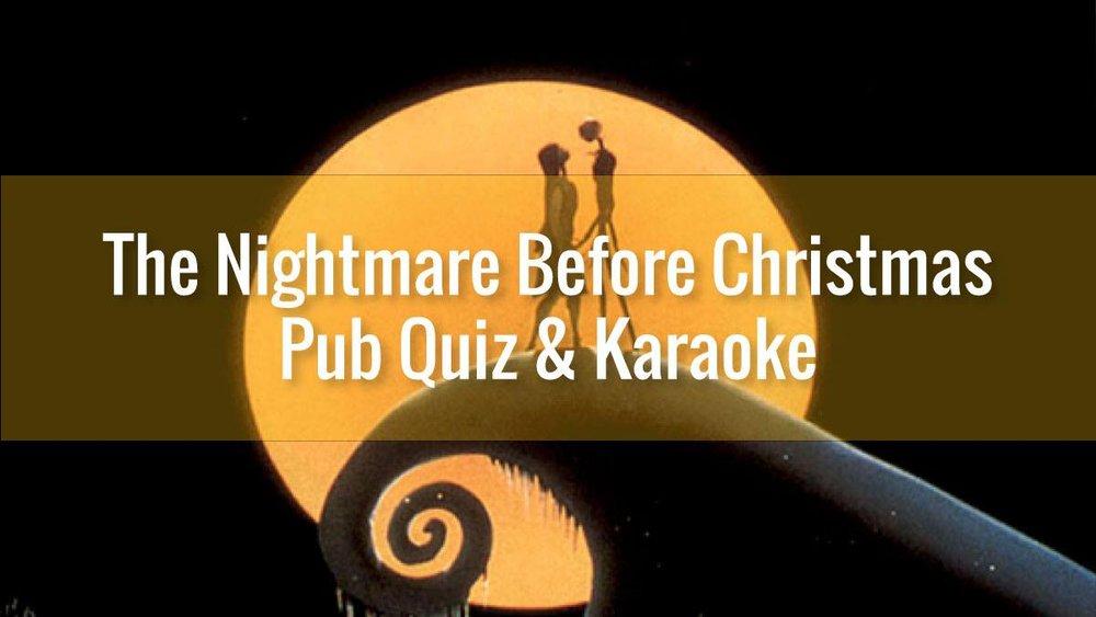 The-Nightmare-Before-Christmas-Pub-Quiz-andKaraoke