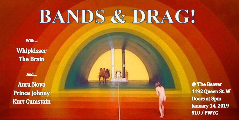 BANDS-&-DRAG!