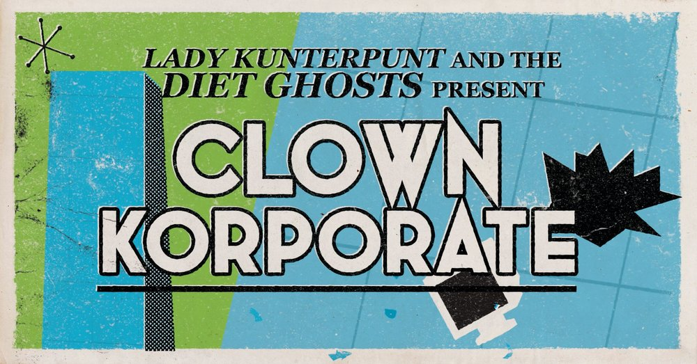 Diet-Ghosts-Present-Clown-Korporate