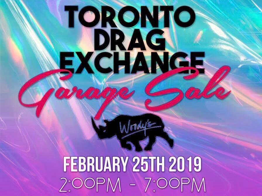 DRAG-Exchange-Garage-Sale