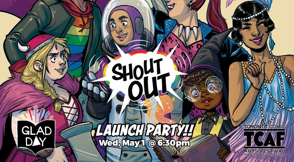 Shout-Out-Launch