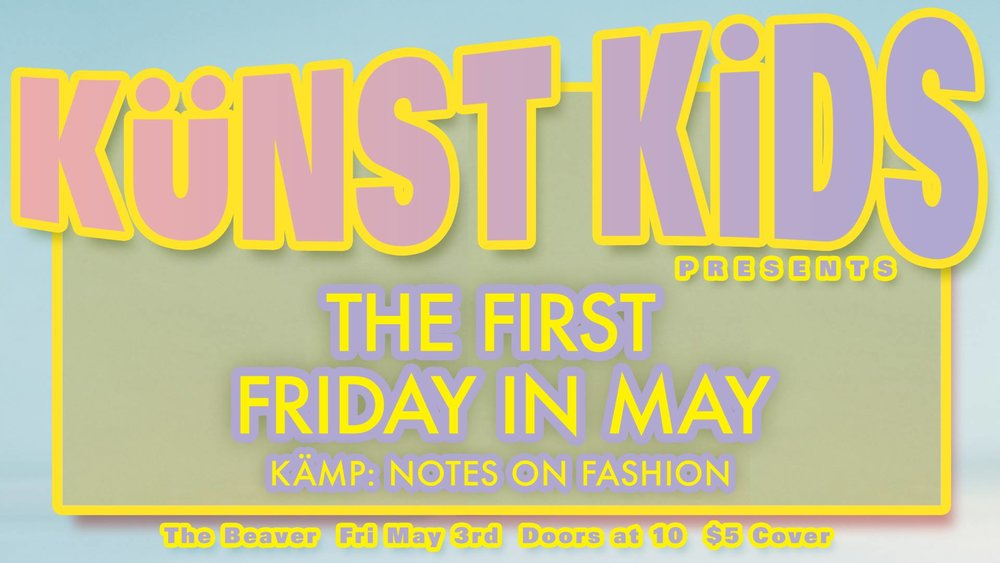 KÜNST-KIDS-Presents-The-First-Friday-In-May