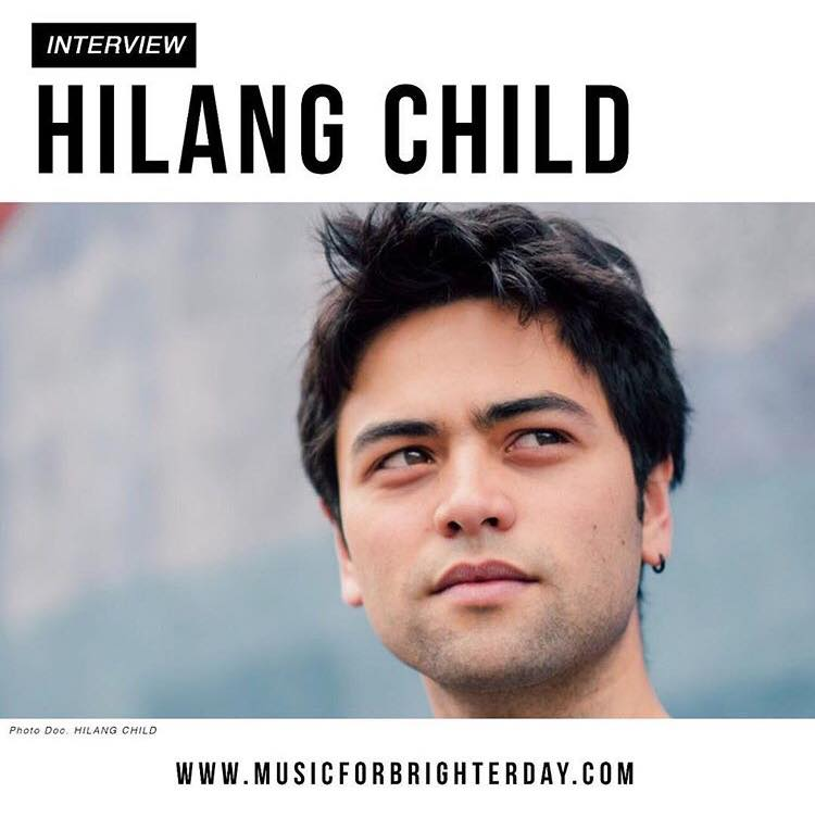 Here's an interview (in English) I did with Indonesian site  Music For Brighter Da  y , talking about my Indonesian background, music, influences and more.  Terima kasih! 🇲🇨   http://musicforbrighterday.com/post/172785518729/special-interview-with-hilang-child