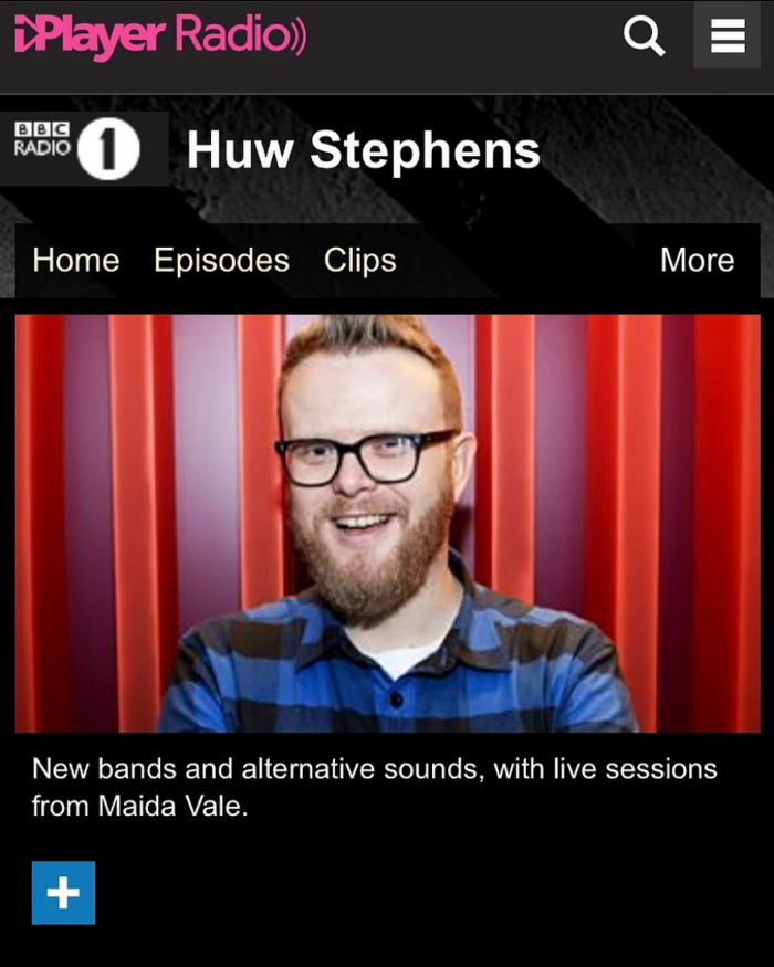 Huge shout to  @HuwStephensDJ  for giving me my first ever  @BBCradio1  spin, playing 'I Wrote A Letter Home' last night 🙌🏼📻. Listen again on BBC iPlayer now.  #BBC   #Radio1  #NewMusic