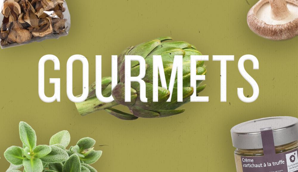 L'arôme intense de la truffe et le goût délicat des cèpes pour ces produits gourmets de première qualité. Plaisirs raffinés à savourer entre gourmands.