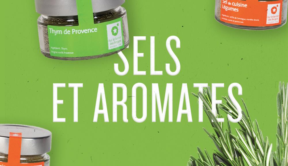 Des mélanges exclusifs réalisés en Provence pour préparer et agrémenter les marinades et grillades.