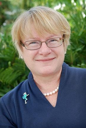 Dr. G. Pat Wilson, associate professor of the School of Education at University of South Florida Sarasota-Manatee.
