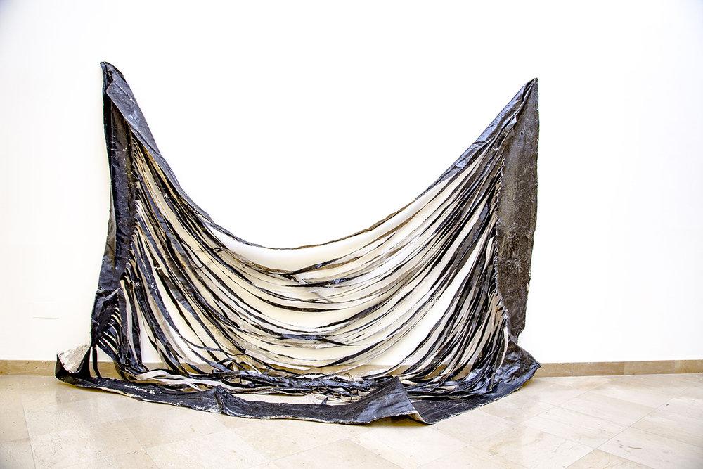 PABLO JANSANA©2016,EXHIBITION AT MUSEO CENTRO DE ARTE PEPE ESPALIÚ