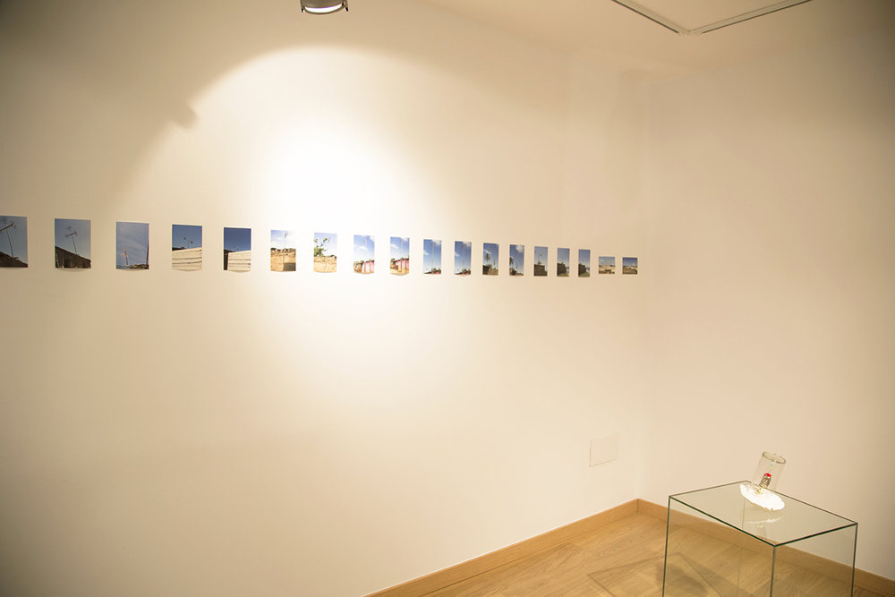 ESPERANZA MAYOBRE. BROCK ENRIGHT   ©    2016,    EXHIBITION AT MUSEO CENTRO DE ARTE PEPE ESPALIÚ