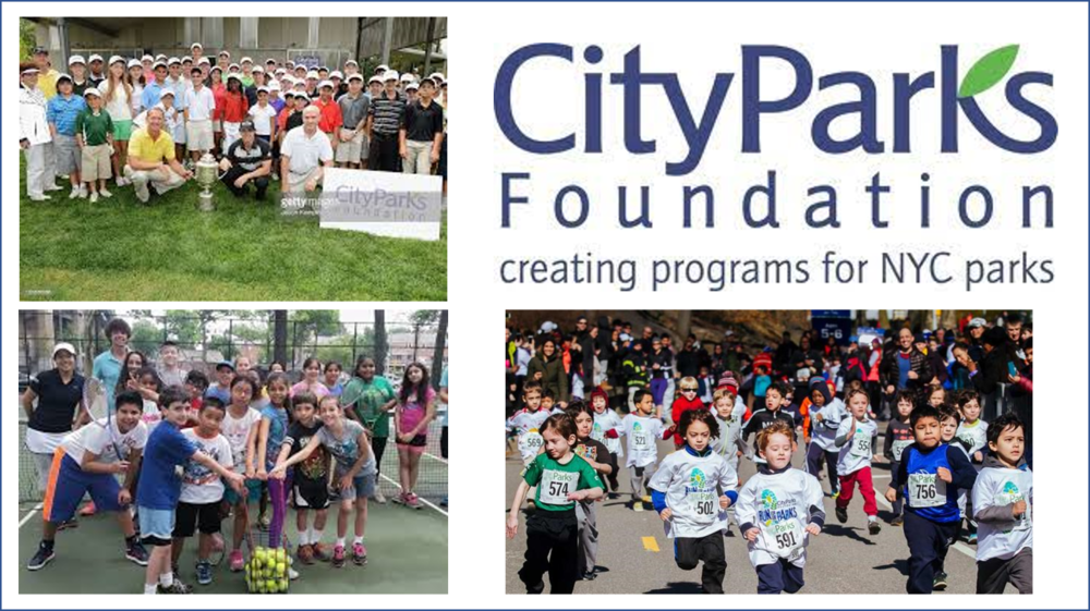 The City Parks Foundation, founded in 1989, is one of the oldest and largest citywide parks organizations in the country.