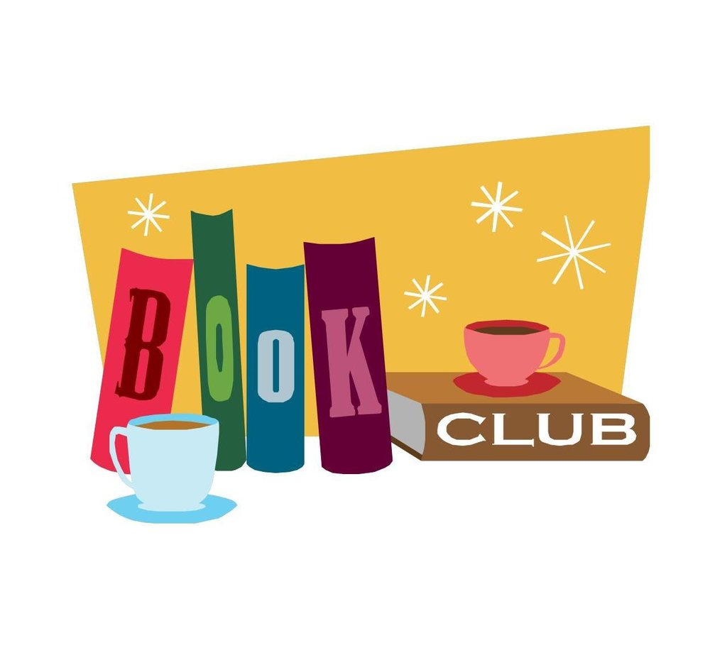 Monthly Book Club:  There will not be a meeting in December. We will meet on January 8, 2019 at Elsie Davis's home. Enjoy the holidays. Keep reading.