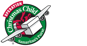 Operation Christmas Child!   Stay tuned for information on our 2019 ministry.