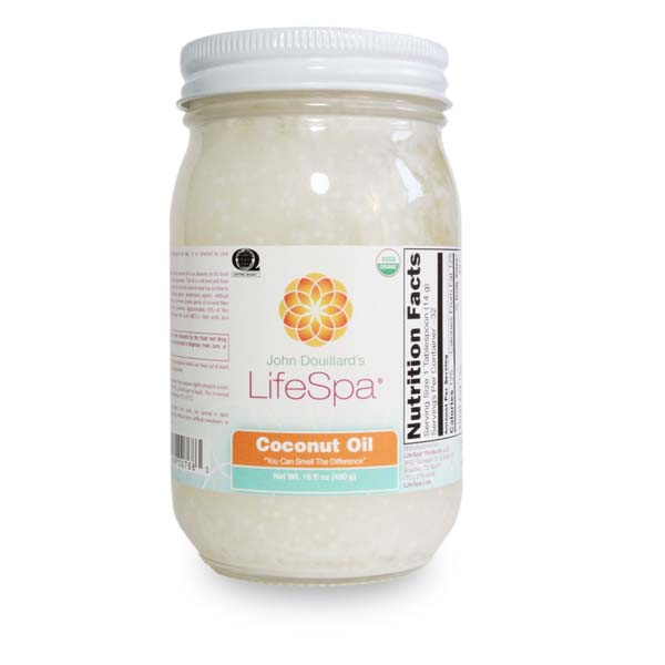 Organic Unrefined Coconut Oil (Hair, Body, + Skin) | 16oz