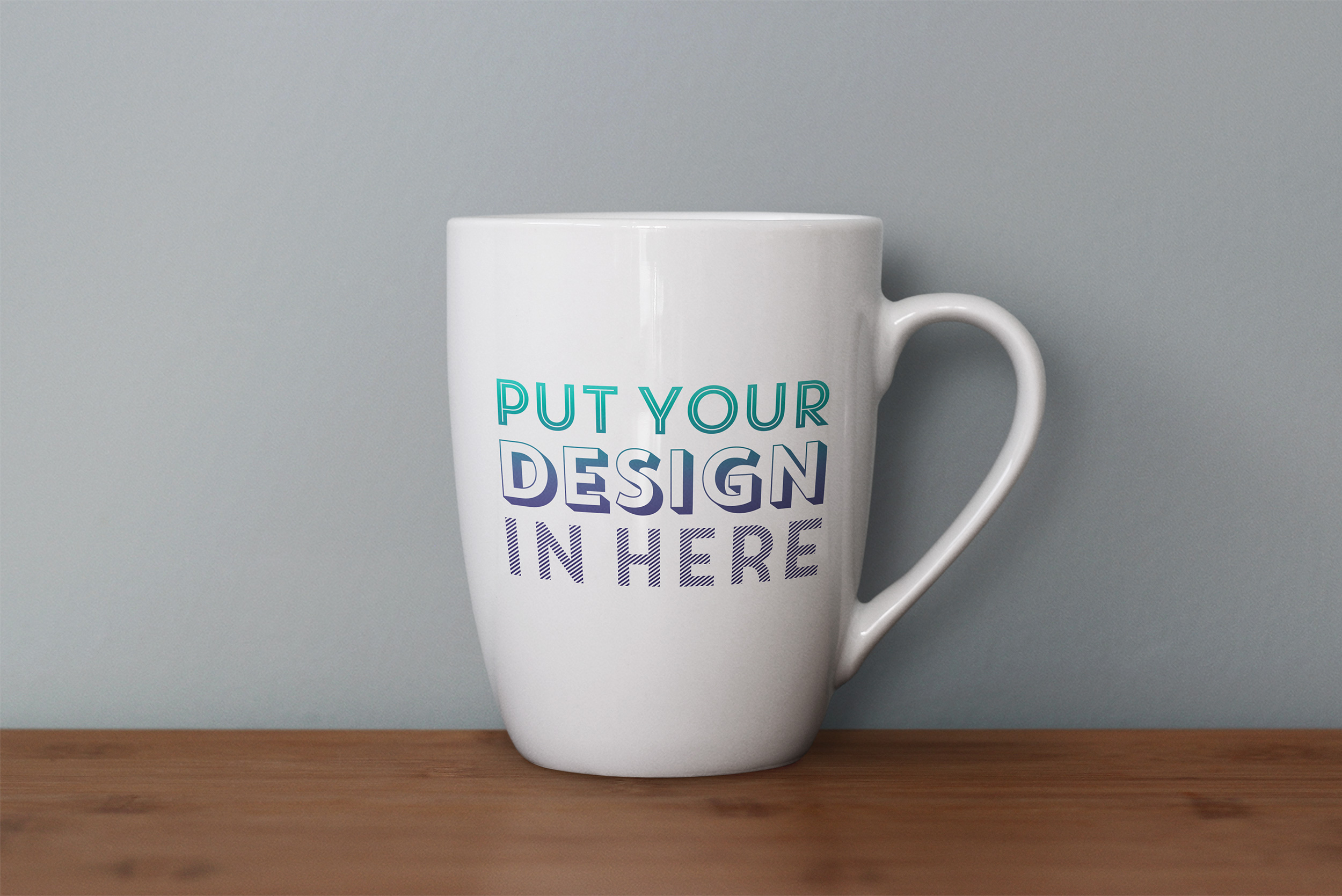 Mug Design Template — Seesums