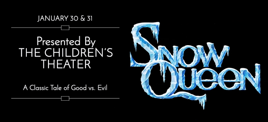 Theater Marketing - Web Content - Snow Queen