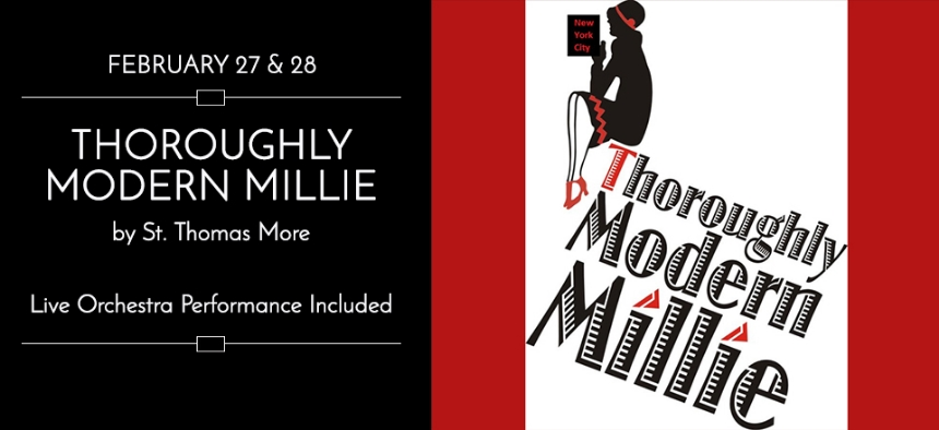 Theater Marketing - Web Content - Thoroughly Modern Millie